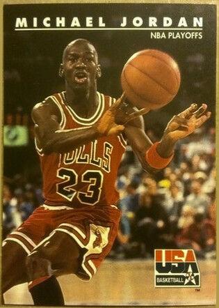 1992 SkyBox Michael Jordan #42