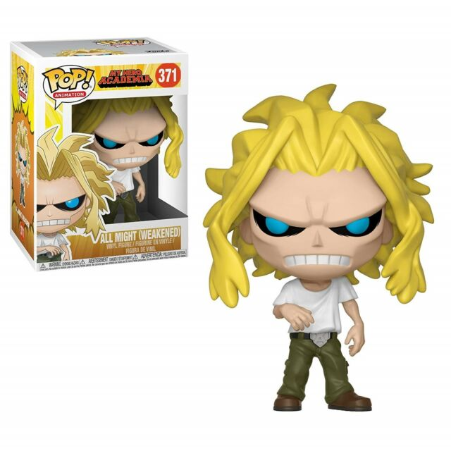 Funko - Pop Animation: MHA - All Might (Weakened) Brand New In Box