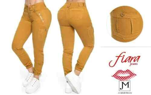 FYARA AUTHENTIC BUTT LIFTER COLOMBIAN PUSH UP JOGGER JEANS  #93888