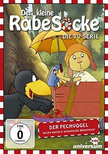DVD * DER KLEINE RABE SOCKE - DIE TV-SERIE 7 - PECHVOGEL  # NEU OVP §