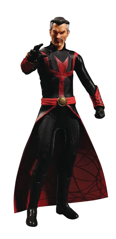 The One:12 Collective Marvel Defender PX Doctor Strange Figure Mezco