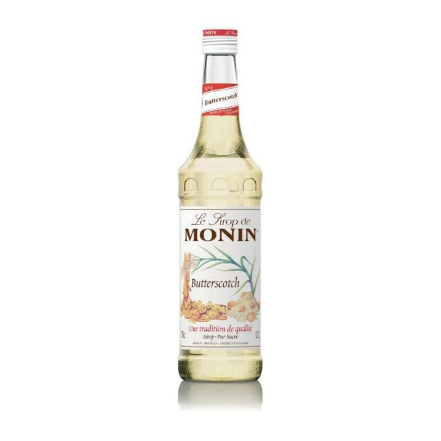 Monin Butterscotch Syrup BARGAIN