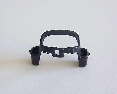 Accessoire personnages ceinturons noir playmobil ref 7
