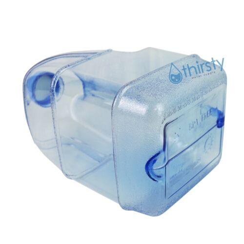 environ 3.79 L Plastique Bouteille d/'eau Récipient Boisson Gourde pichet jus H2O BPA Free 1 Gal