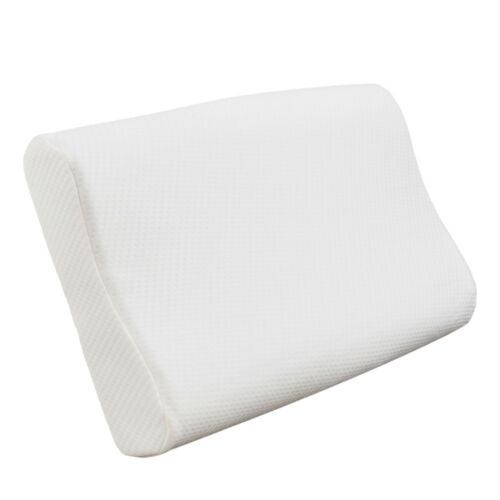 """Sleep Innovations Memory Foam Contour Pillow with Cotton Cover 20/""""x12/"""""""