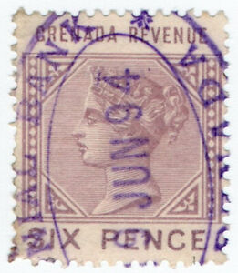 I-B-Grenada-Revenue-Duty-Stamp-6d