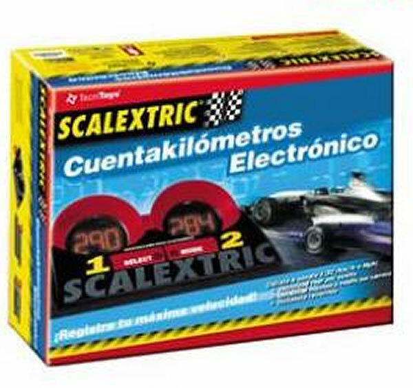 Odometer Electronic Scalextric SCX IS