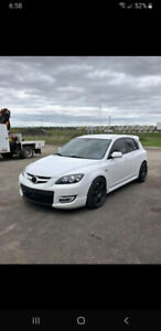 Mazda speed3 for sale