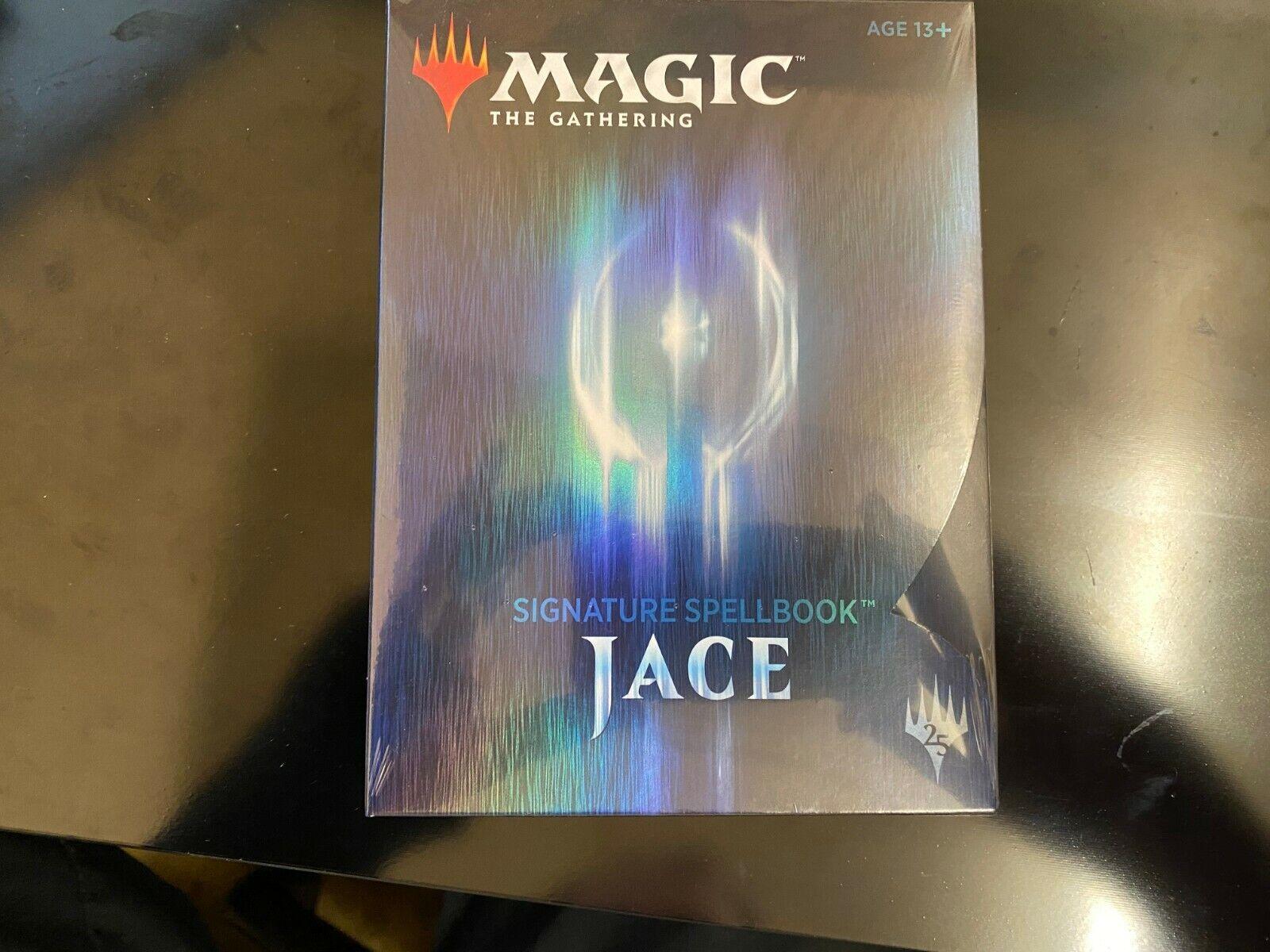 Factory Sealed removed box MTG Englsih,Signature Spellbook Jace booster
