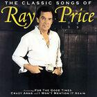 The Classic Songs of Ray Price by Ray Price (CD, Jun-2007, VarŠse Sarabande (USA))