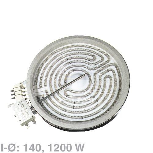 Radiateur faisceau Radiateur EGO 10.74431.004 AEG Elektrolux 01013890 Source