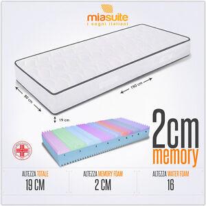 MATERASSO-MEMORY-SINGOLO-80X190-ALTO-19-CM-9-ZONE-DIFFERENZIATE-MEMORY-PREMIERE