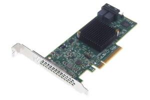 LSI SAS9300-8i 8-Port 12G SAS/SATA Controller // PCIe 3.0 x8 // Full Profile