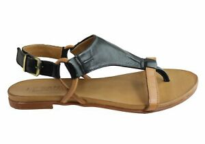 Brand-New-Le-Sansa-By-Cc-Resorts-Laura-Womens-Comfortable-Flat-Leather-Sandals