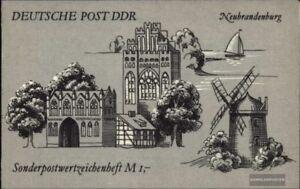 DDR-SMHD46-kompl-Ausg-postfrisch-1990-Neubrandenburg