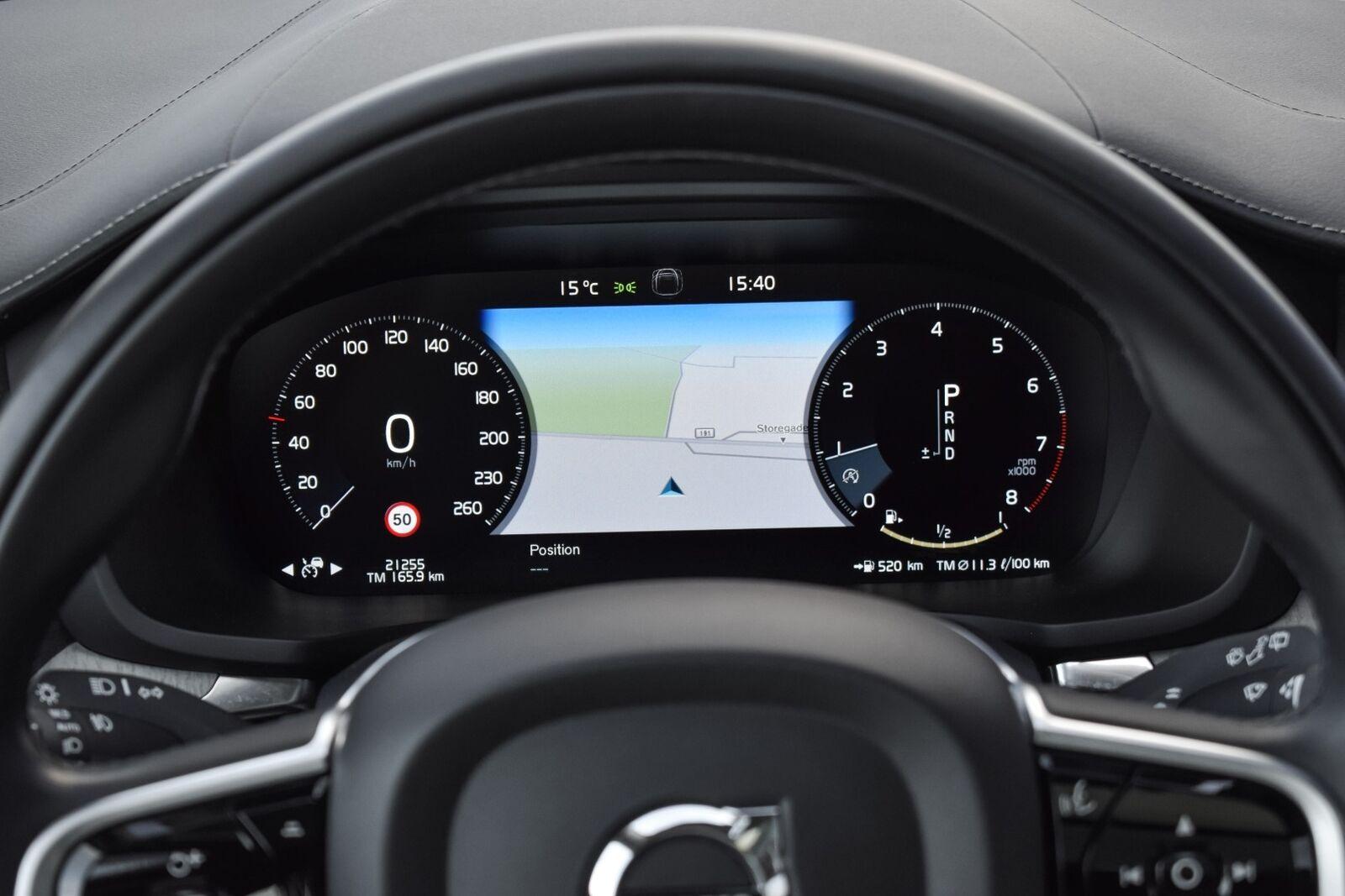 Volvo V60 2,0 T6 310 Inscription aut. AWD - billede 9