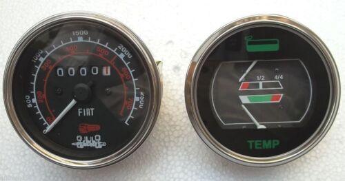 Kraftstoff-Temperaturanzeige Tachometer passt Fiat Weiß  Oliver MM AC Traktoren