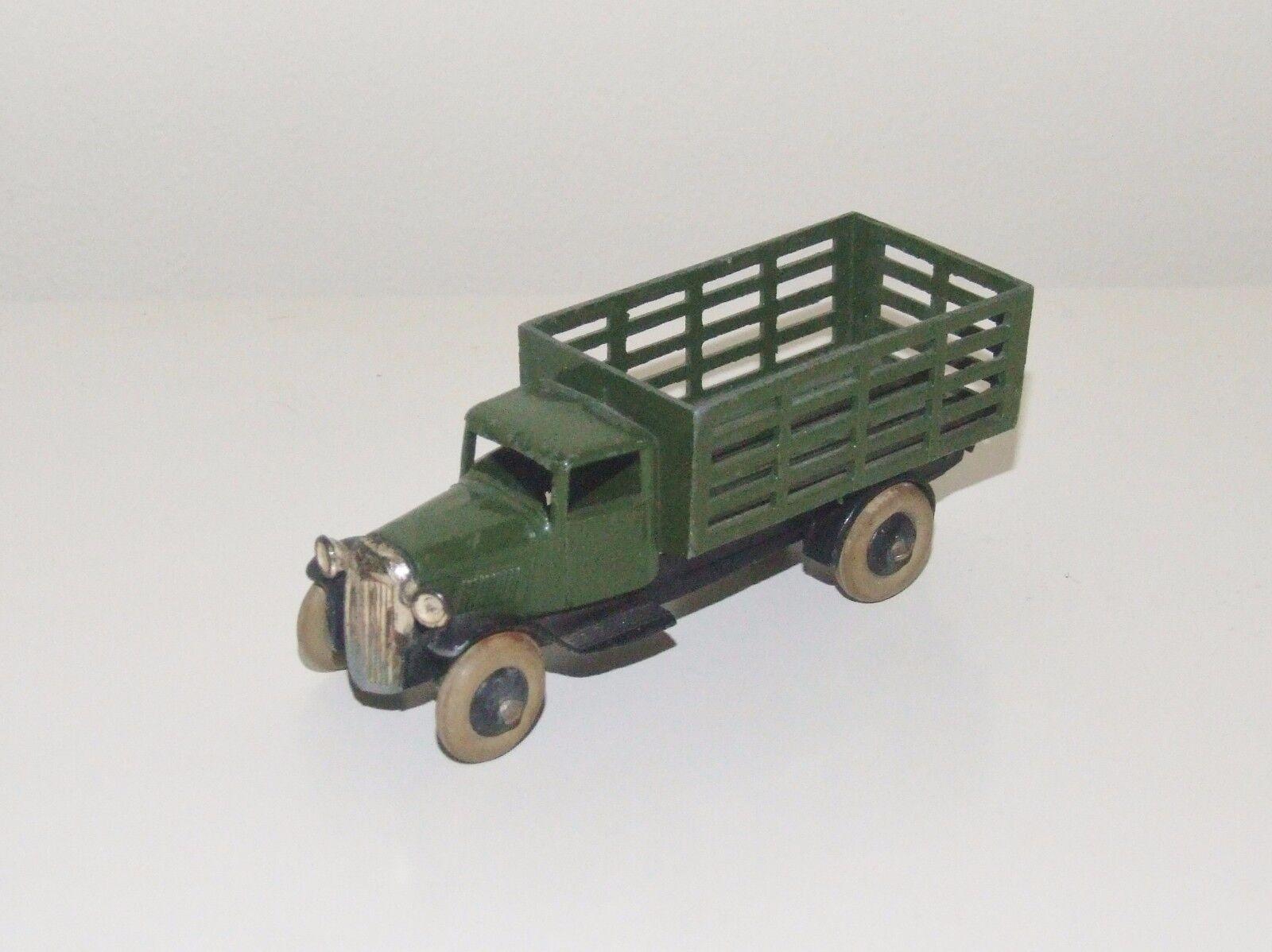 Dinky 25 F marché Gardner's Van Camion-très rare couleur