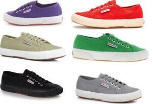 SUPERGA 2750 cotu classic sneakers donna cotone fondo gomma