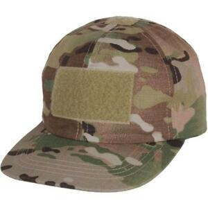Kids Hat Multicam Camo Operator Military Style Cap Rothco 5462 for ... e154af656bf