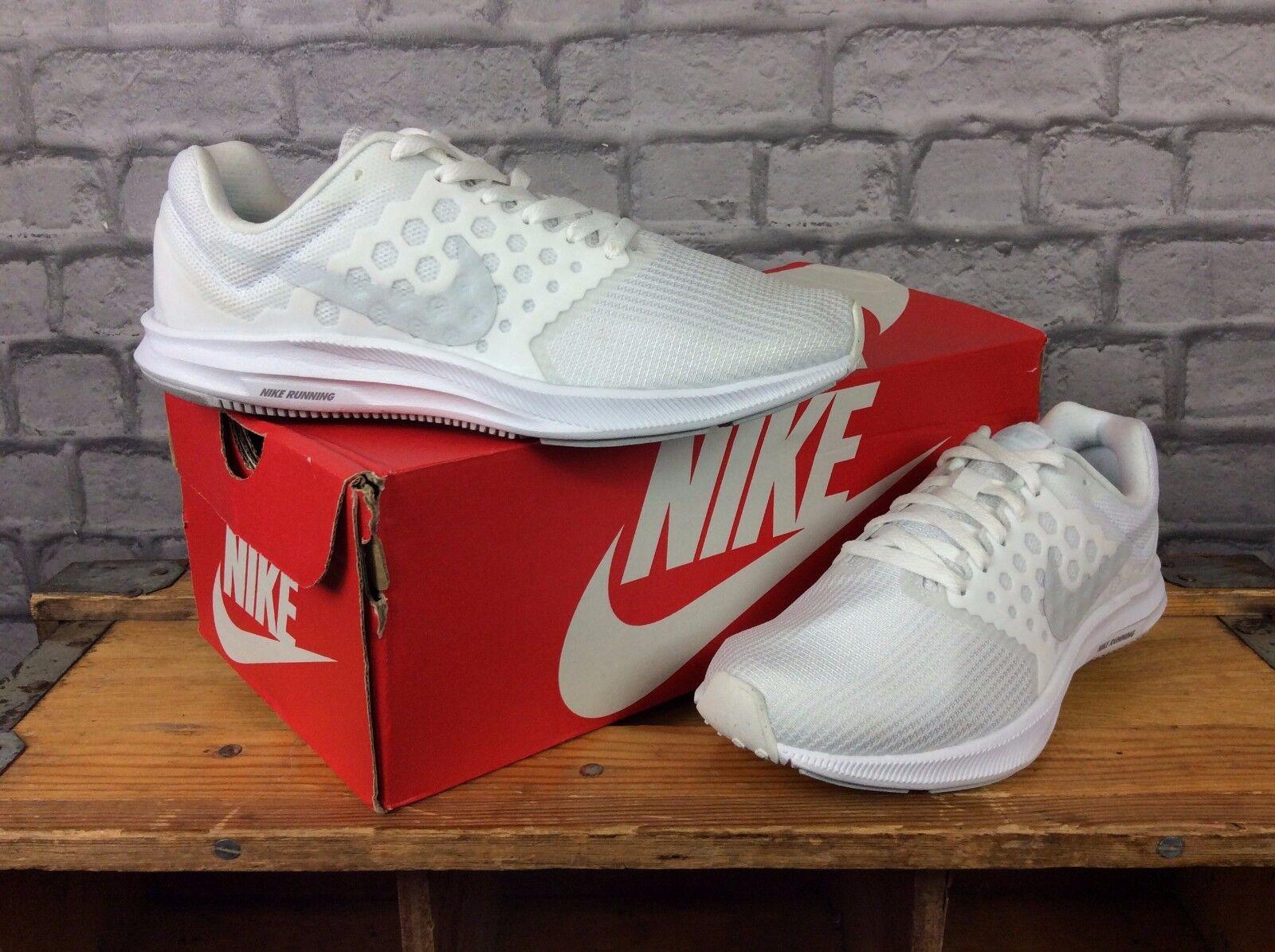Nike Femmes uk 3 eu 36 Blanc Downshifter Downshifter Blanc 7 Baskets 60b67e