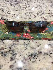Maui Jim Ho'okipa Tortoise Sunglasses