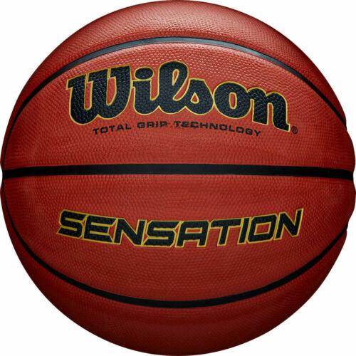 Total Grip Wilson Sensation Basketball Ball Free Post /& Pack Size 7