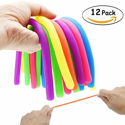 Enthur Elastico Stringa sensoriale Fidget Toys costruire la resistenza Spremere Pull-BUONO