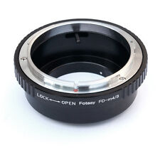 Olympus Pen F Lens Micro M4/3 Adapter Blackmagic Design MFT Mount Camera