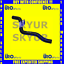 VOLKSWAGEN-Beetle-Golf-Jetta-Passat-Rabbit-Purge-Valve-Hose-07K133518A-URO thumbnail 1