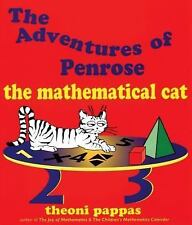 The Adventures of Penrose the Mathematical Cat by Theoni Pappas (1997, Paperback)