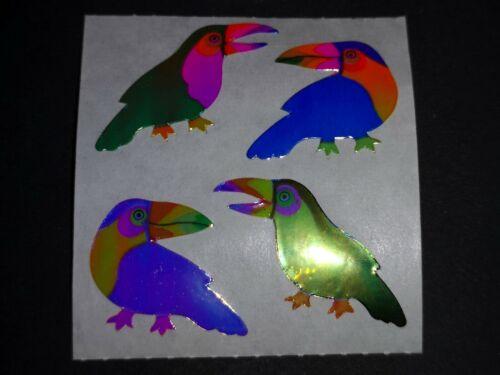 SANDYLION STICKER section 80er 90er PEARLIE Oiseau STICKER AUTOCOLLANT ALBUM