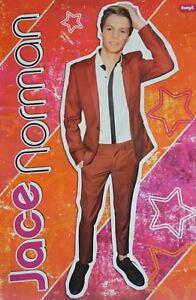 JACE-NORMAN-A3-Poster-ca-42-x-28-cm-Clippings-Fan-Sammlung-NEU