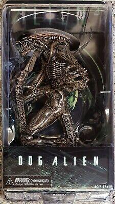 NECA Chien Alien Alien 3 série 8 neuf Silver Gray Version