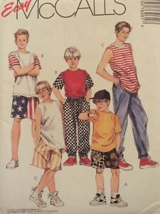 Lovely OOP McCALLS 7939 High-waist Pants /& Capri Pants PATTERN 4-6-8-10-12 UC
