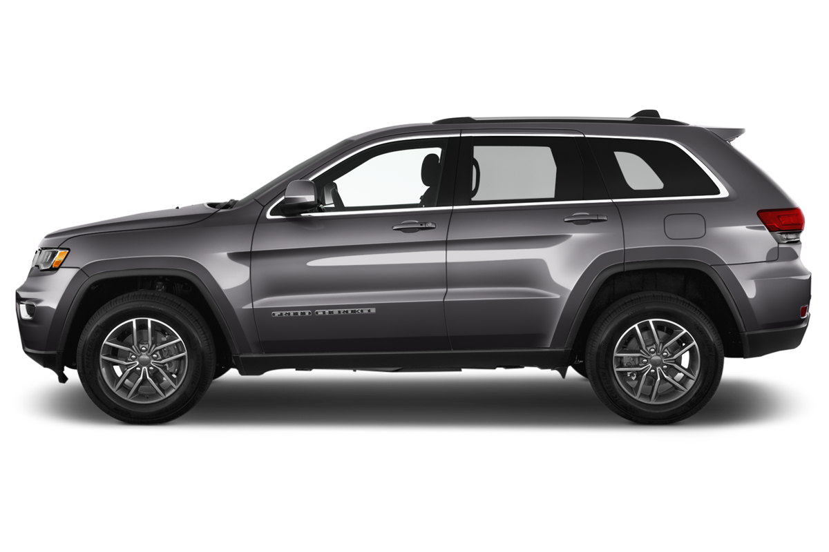 Jeep Grand Cherokee side view