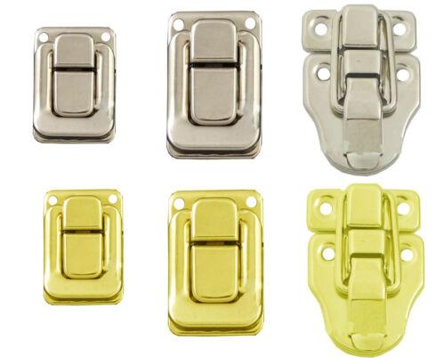 Toggle Latch Lock Suitcase Trunk Box Chest Suitcase Catch Flight Case Clasp UK
