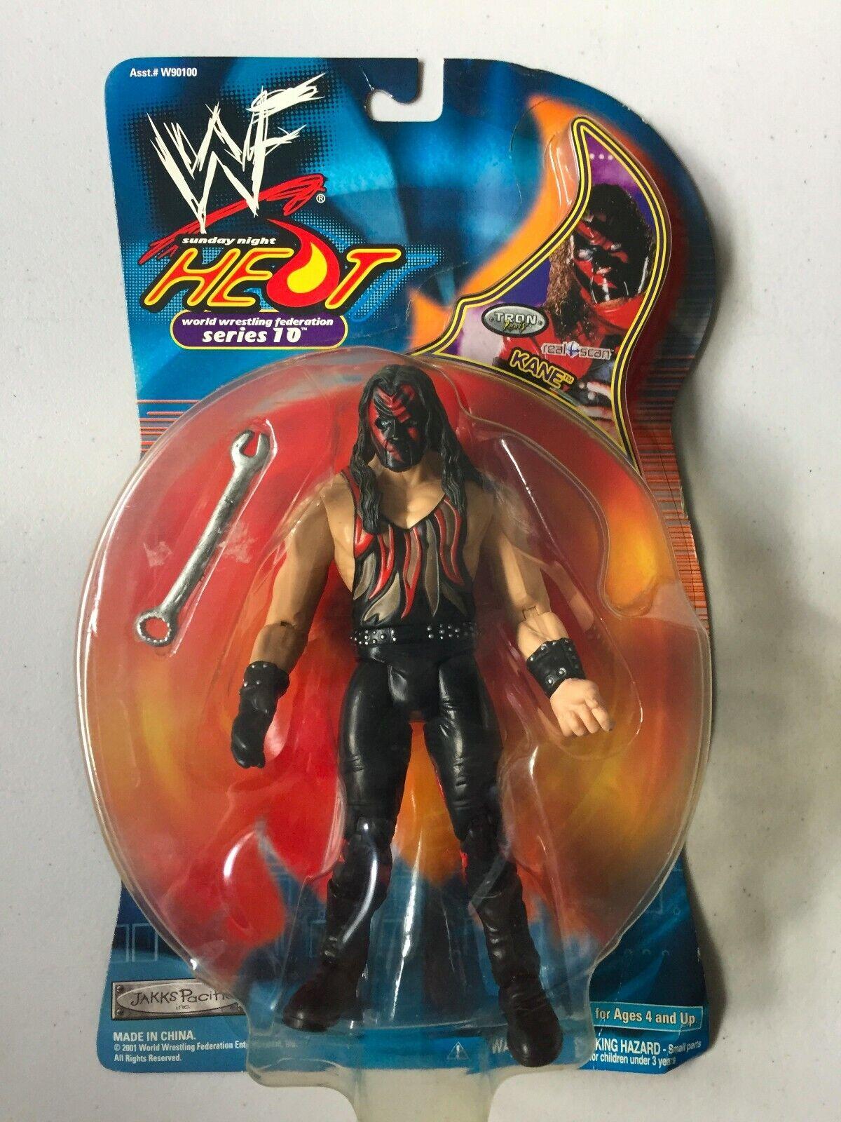 WWF WWE KANE Wrestling cifra Glenn Jacobs