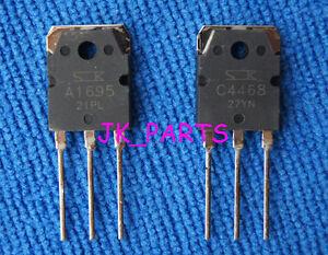 1pair-of-2SA1695-amp-2SC4468-SANKEN-Transistor-A1695-amp-C4468