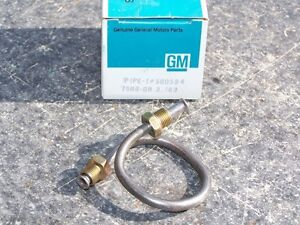 80 81 chevy impala, caprice 350 fuel filter to injector pump pipe GM Diesel Fuel Filter image is loading 80 81 chevy impala caprice 350 fuel filter