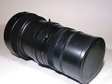 MTO-1000 #59042 10/1000mm with M39/M42 Mount.Maksutov Mirror lens.Reflex
