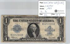 USA - 1 DOLLAR 1923 MB SILVER CERTIFICATE