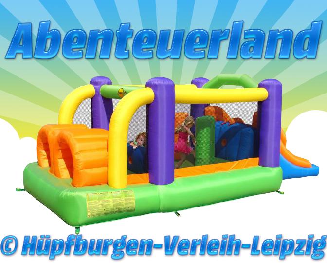 Hüpfburg Hüpfburg Hüpfburg  ABENTEUERLAND  deutschlandweit zu mieten (Wochenendpreis 2 Tage) 2dc6a9