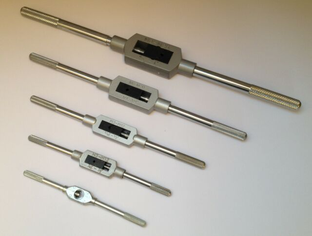 Tap Wrench Handle All Sizes M3 to M25 Small Medium Large Extra Large