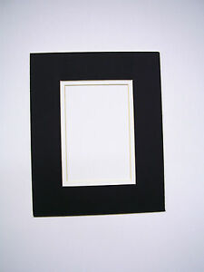 Picture Framing Double Mat 11x14 With 7 25x9 7 Opening