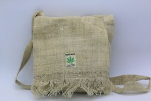 100-Hemp-Unisex-Crossbody-messenger-Shoulder-Bag