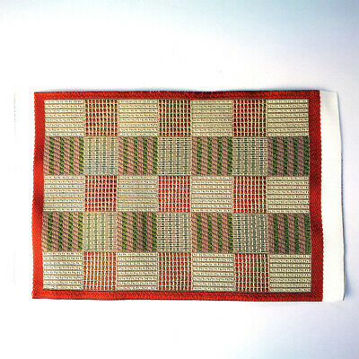 Wholesale Carpet Rug 11pcs 1//12 Dollhouse Miniature Embroidered Child/'s Room