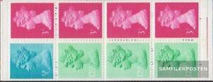 Grossbritannien-MH59-kompl-Ausg-postfrisch-1982-Elisabeth-II