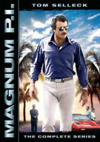 Magnum P.i.: The Complete Series, Movies Tvs Dvd Family Action Adventure Drama