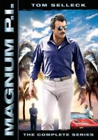 Magnum P.i.: The Complete Series, Movies Tvs Dvd Family Action Adventure Drama on sale